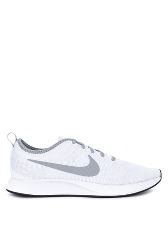 Nike white Men's Nike Dualtone Racer Shoes D466ESH4798182GS_1