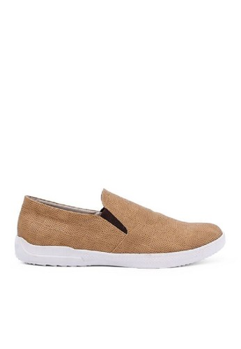 BLXS brown Zeus Slip On BL915SH40XZZID_1