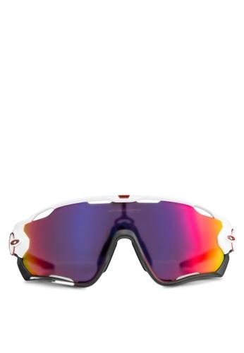 Oakley 灰色 Jawbreaker (A) OO9270 Sunglasses OA371GL35ZSESG_1
