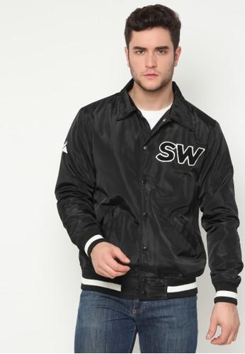 Sideways black Kanagawa Jacket Black E12DEAA17DDA75GS_1