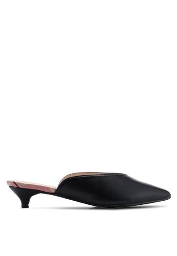04be85c6e0543 Buy Nose Low Heel Mules Online on ZALORA Singapore