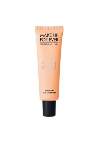 MAKE UP FOR EVER orange STEP1 Skin Equalizer- RADIANT PRIMER PEACH 30ML 15005BE858F00BGS_1