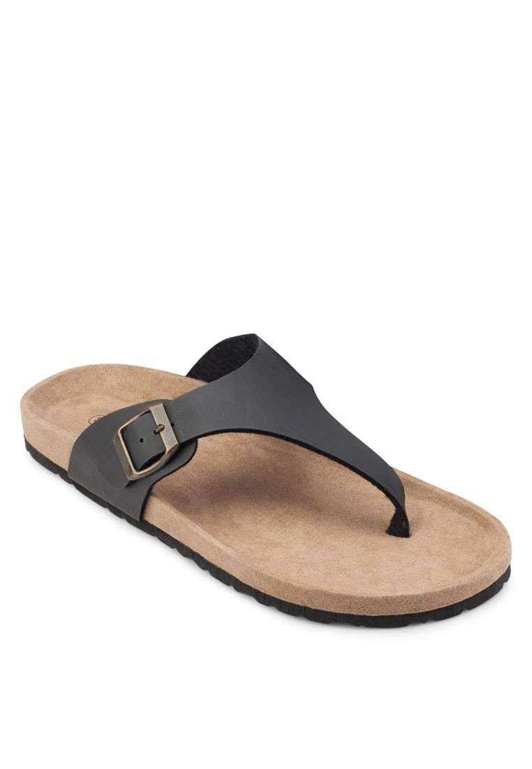 Basics Toe Post Sandals