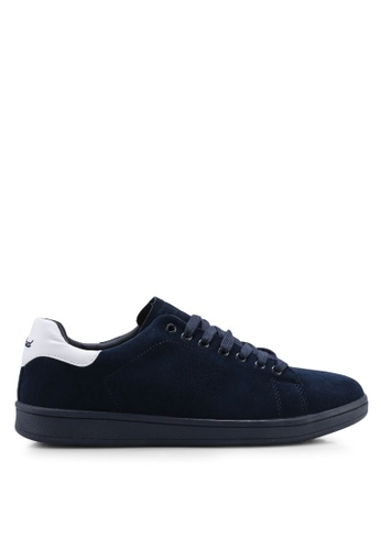 High Cultured blue and navy Casual Sneakers-341 A5855SH51F137FGS_1