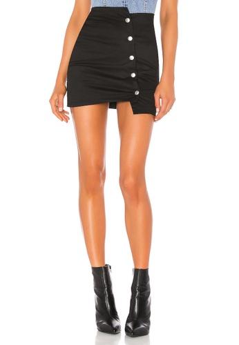 superdown black Tova Mini Skirt(Revolve) 0DB8AAA631249BGS_1