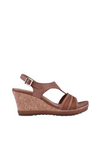 Hush Puppies brown Hush Puppies Giselle In  Camel 28180SH52F438DGS_1
