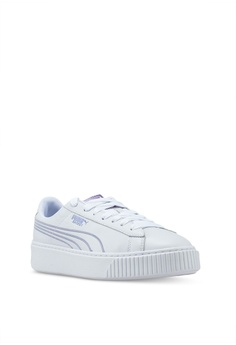 best cheap 67fa8 97cb6 32% OFF PUMA Basket Platform Twilight Womens Sneakers S  179.00 NOW S   121.90 Available in several sizes