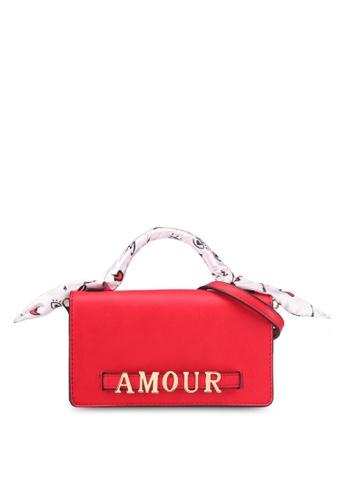 ALDO red Chanute Handbag 9120CAC8401230GS_1