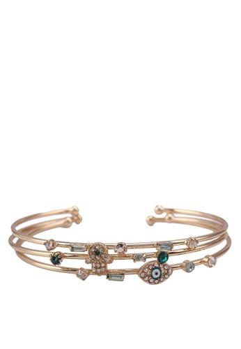 ALDO gold Greramwen Cuff Bracelet A79DCAC5AA8BDEGS_1