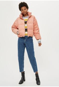 60% OFF TOPSHOP Petite Corduroy Puffer Jacket RM 379.00 NOW RM 151.90 Sizes  12 67c86e37e