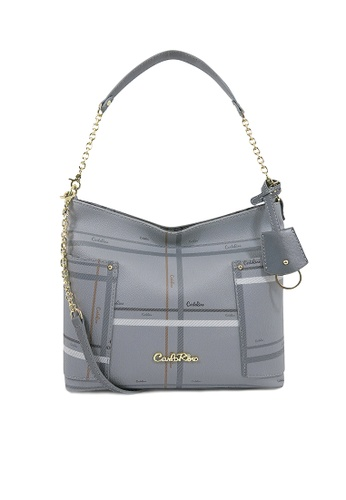 Carlo Rino grey Carlo Rino 0303881-015-28 Shoulder bag (Grey) EE2D6ACA48E7C6GS_1