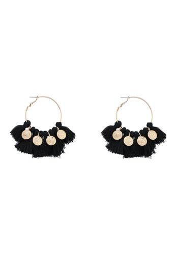 ALDO black Verawia Earrings BE0DBAC2743574GS_1