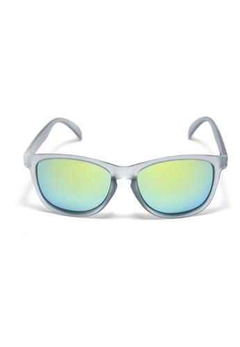 2i's to eyes grey and green 2i's Sunglasses - George 2I983AC22ZURHK_1