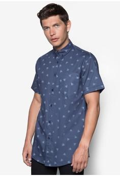 Sparrow Printed Short Sleeve Shirt