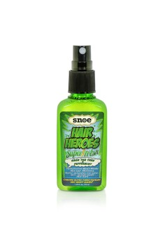 Snoe Hair Heroes Super Fresh With Sage Tea and Peppermint, Texturizing Beach Waves