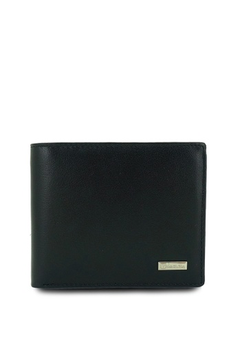 Valentino Rudy black Valentino Rudy Leather Bi-fold Wallet VA677AC0GQ8BSG_1
