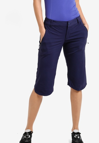 Odlo navy Spoor 3/4 Pants OD608AA33KAKMY_1