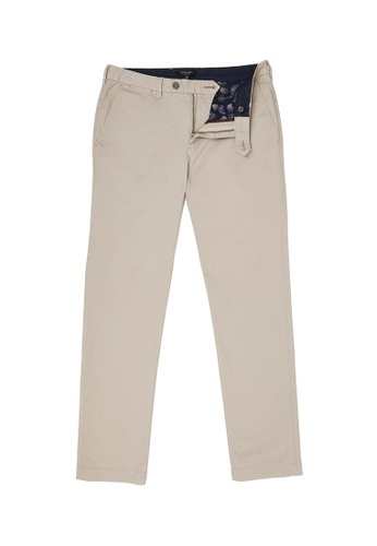TED BAKER Slim Fit Plain Chino 093E0AA075856BGS_1