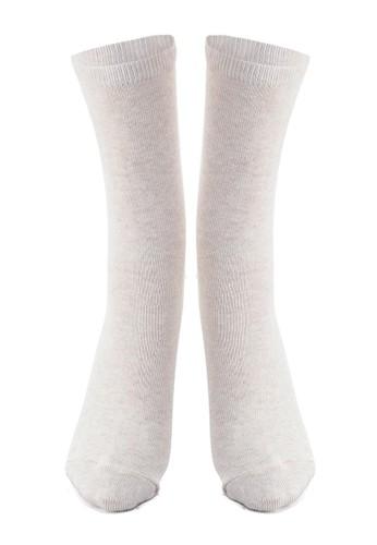 Hamlin beige Hamlin Seish Kaos Kaki Pria Wanita Pliable Socks Footwear Material Cotton ORIGINAL E4ACDAA5007C64GS_1