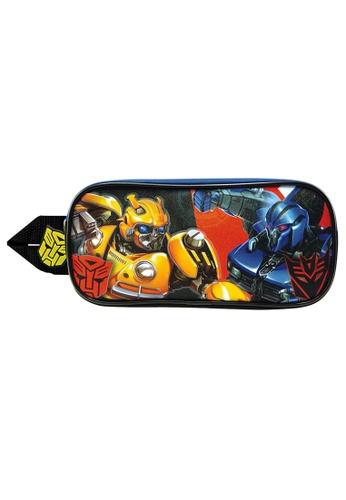 Transformers navy Transformers TF6 Square Pencil Bag 0CE22KCB2A92C1GS_1