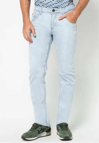 Lee Cooper Fashion Pants Denim
