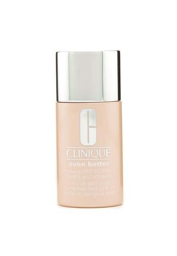 Clinique CLINIQUE - Even Better Makeup SPF15 (Dry Combination to Combination Oily) - No. 18 Deep Neutral 30ml/1oz 80E07BE0A25BA0GS_1