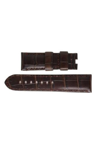 STRAPS brown Straps-Leacrc-2422 ST324AC43QUEID_1