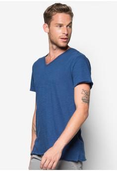 Slub Cotton T-Shirt