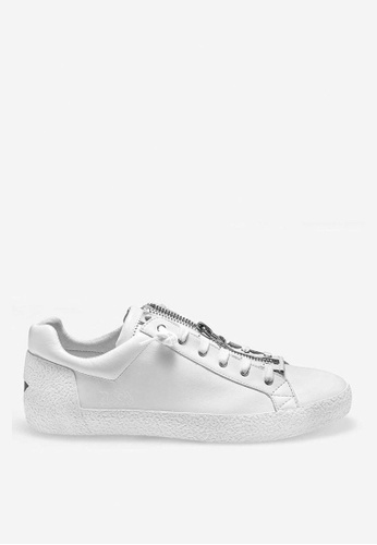 ASH white Nilo - White Star Elements Sneakers 06CA1SH95E47E7GS_1