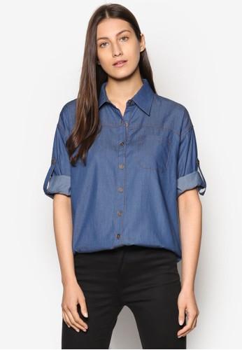 長袖襯衫, 服飾zalora taiwan 時尚購物網鞋子, 上衣