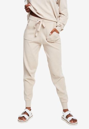 St MRLO beige Soul Knit Pants B4DAFAA4448E7DGS_1