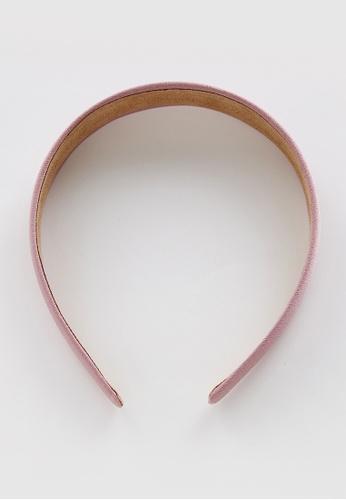 6IXTY8IGHT pink Aadhya, Headband AC03338 046D1AC01DC1EAGS_1