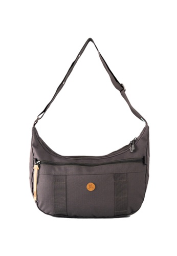 MORAL green Napier Satchel - Large - Grey Olive B28A0AC26F2859GS_1