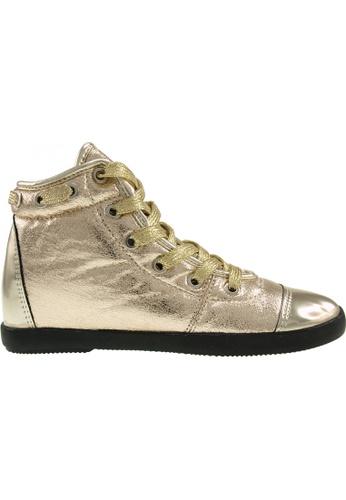 Maxstar gold Maxstar Women's 020 Hidden Heel PU High Top Casual Shoes US Women Size MA164SH95PUMSG_1