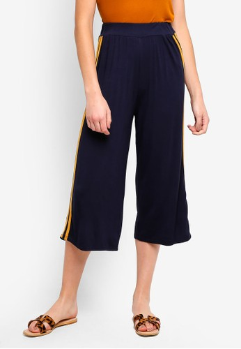 Cotton On yellow and blue Lauren Drapey Culottes 4BB4DAA5A9BF07GS_1
