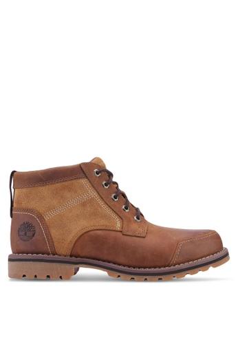 Timberland brown Larchmont Chukka Boots 25F20SHCDF0704GS_1