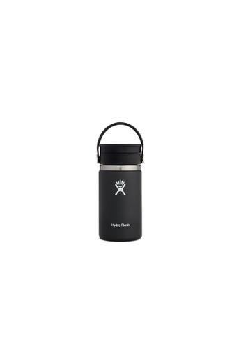 Hydro Flask black Hydro Flask 12 oz Wide Mouth w/ Flex Sip Lid - Black (354ml) 6CE0DACE2584C8GS_1