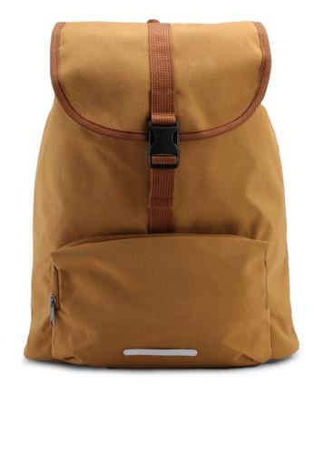 Rawrow brown Wax 232 R Cotna Backpack 5E264ACF0CA01CGS_1