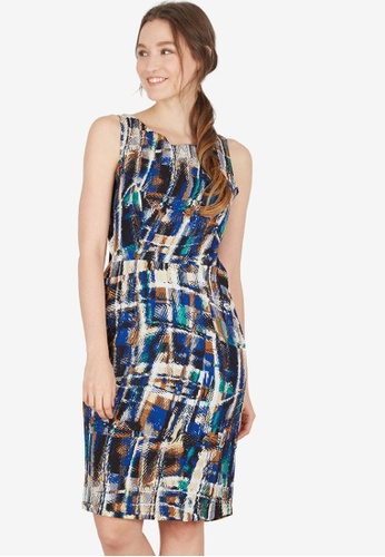 Berrybenka blue Ingelia Dress 128FEAA29A6848GS_1