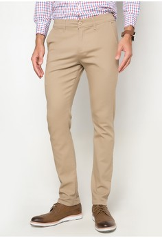Isaac Semi Fitted Pants