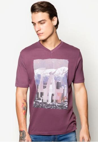 LA 風景鳥瞰圖設計esprit 高雄TEE, 服飾, 服飾