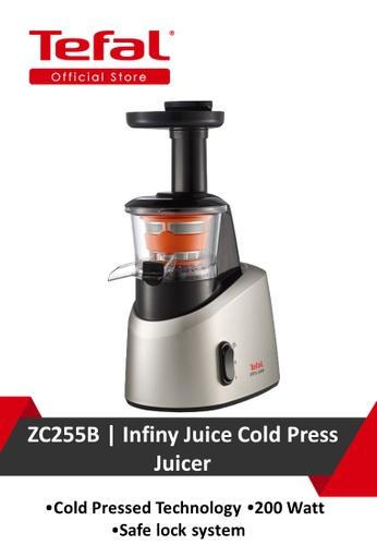 TEFAL Tefal Infiny Juice Cold Press Juicer ZC255B 5A080HL7FA088FGS_1