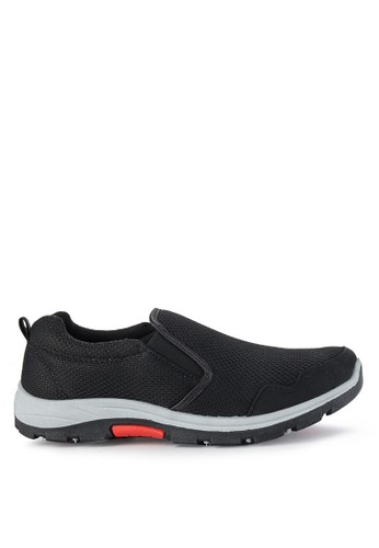 Declan black Falco Slip On Sneakers 3CFD7SH66E2276GS_1