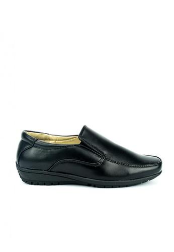 Mario D' boro Runway black CR 23842 BLACK Formal Shoes A3653KSA1CB603GS_1