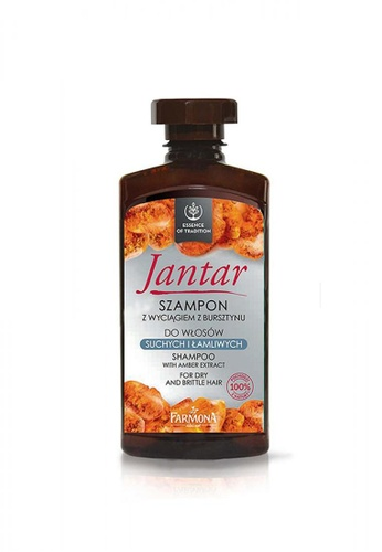 Farmona JANTAR Shampoo With Amber Extract For Dry And Brittle Hair AB233BE8BC3E90GS_1