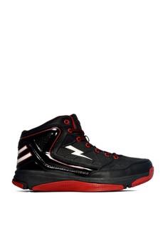Q+ P-Guard Basketball Shoes