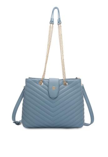 Volkswagen blue Women's Tote Bag / Sling Bag / Shoulder Bag A7C42AC7BFB0EBGS_1