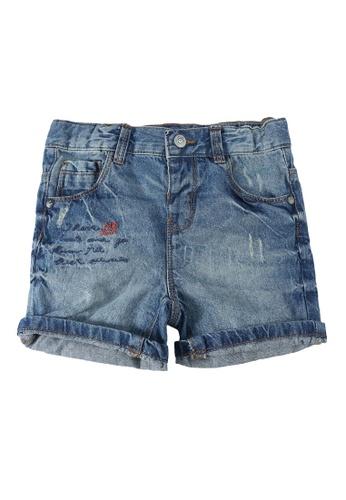 OVS blue Denim Shorts 814E6KA89F8C04GS_1