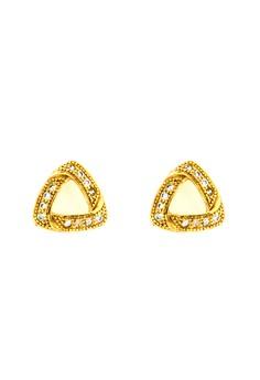 Stud Earrings Z029