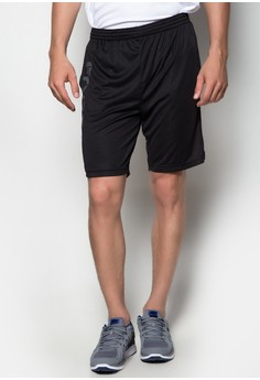 Brutal Basic Drawstring Drifit Short with Side Pocket and Side Slit